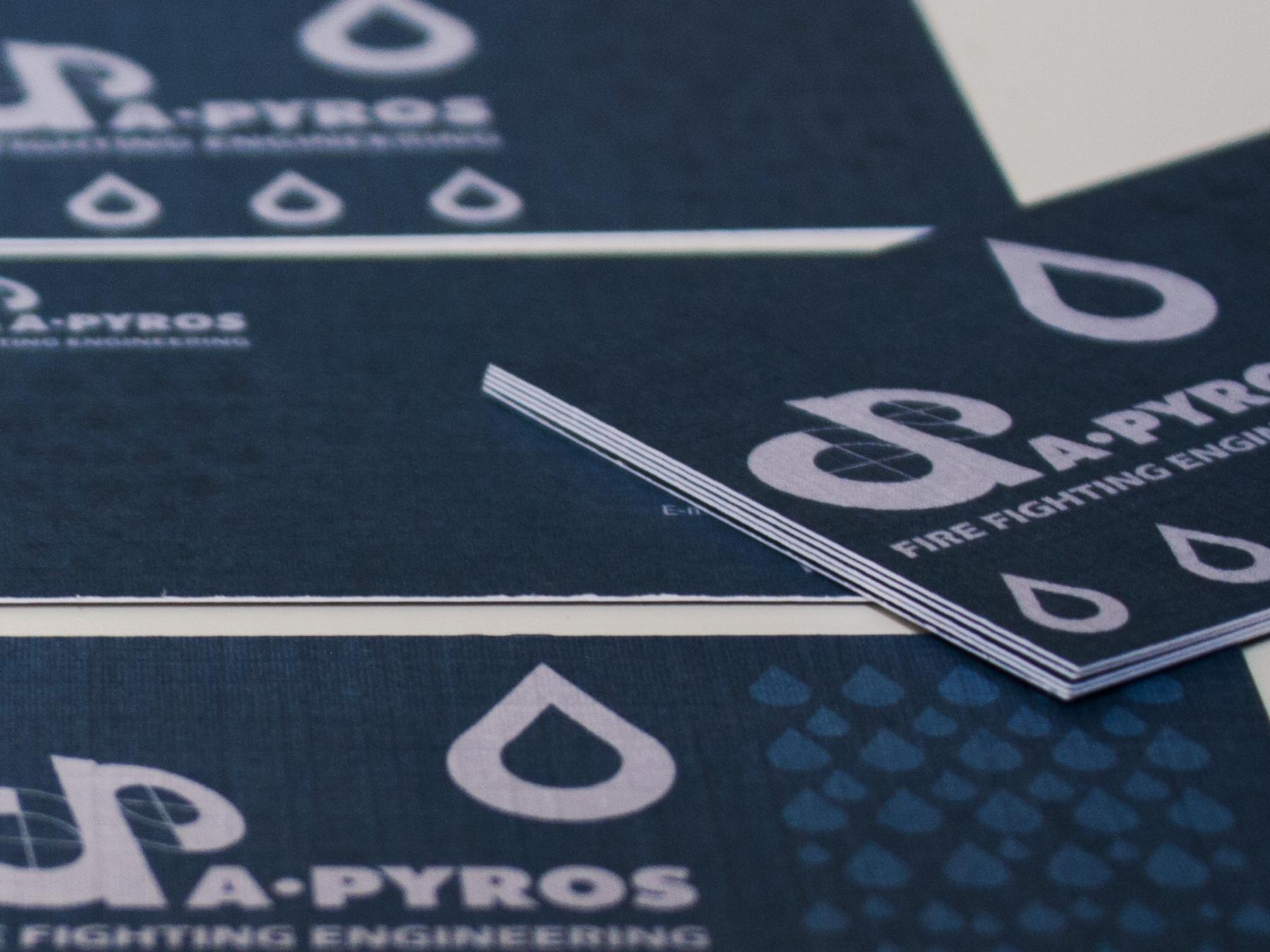 Biglietti da visita Apyros