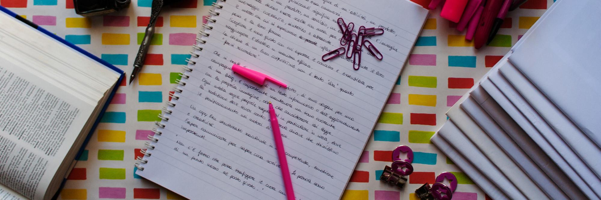 Francesca Lillini testi professionali e copywriting