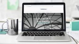Sito web per Fuoriscala progetti