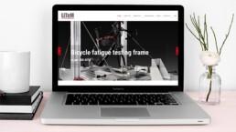 Sito web settore tecnico b2b